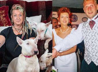 Σύζυγος είπε στην γυναικά του ή εγώ ή τα 30 σκυλιά σου και αυτή διάλεξε τα σκυλιά